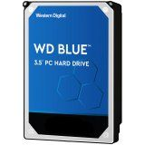 HDD Desktop WD Blue (3.5'', 2TB, 256MB, 5400 RPM, SATA 6 Gb/s)